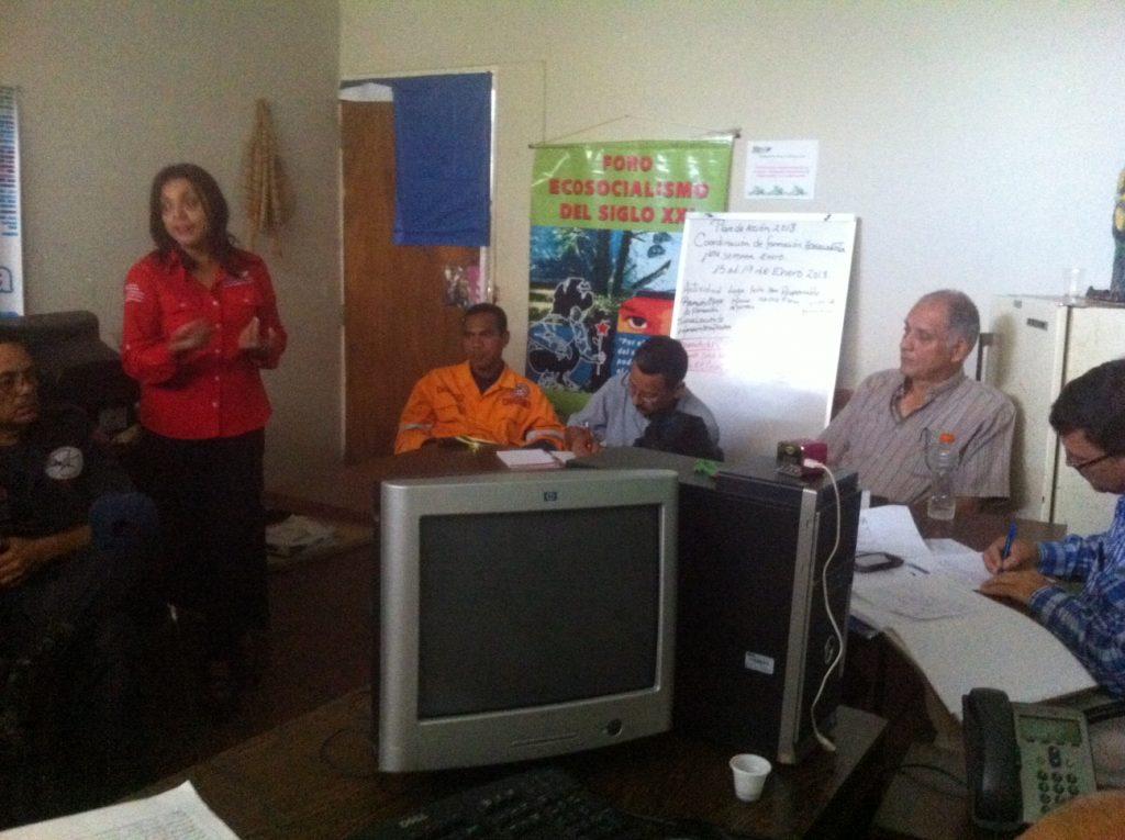 Elaboran programa de abordaje a las escuelas de Anzoátegui