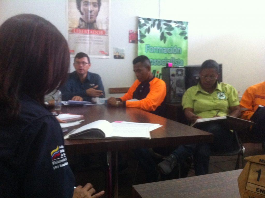 Colectivo Intersectorial de Gestión Educativo Ambiental Anzoátegui coordinó actividades para el 2018