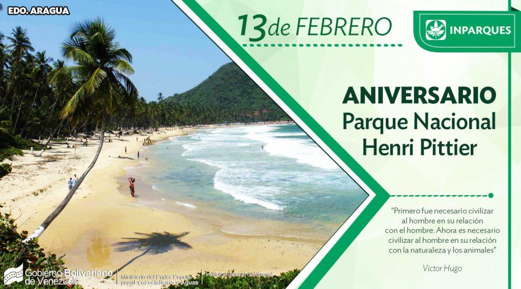 Parque Nacional Henri Pittier es la joya de la región centro costera del país