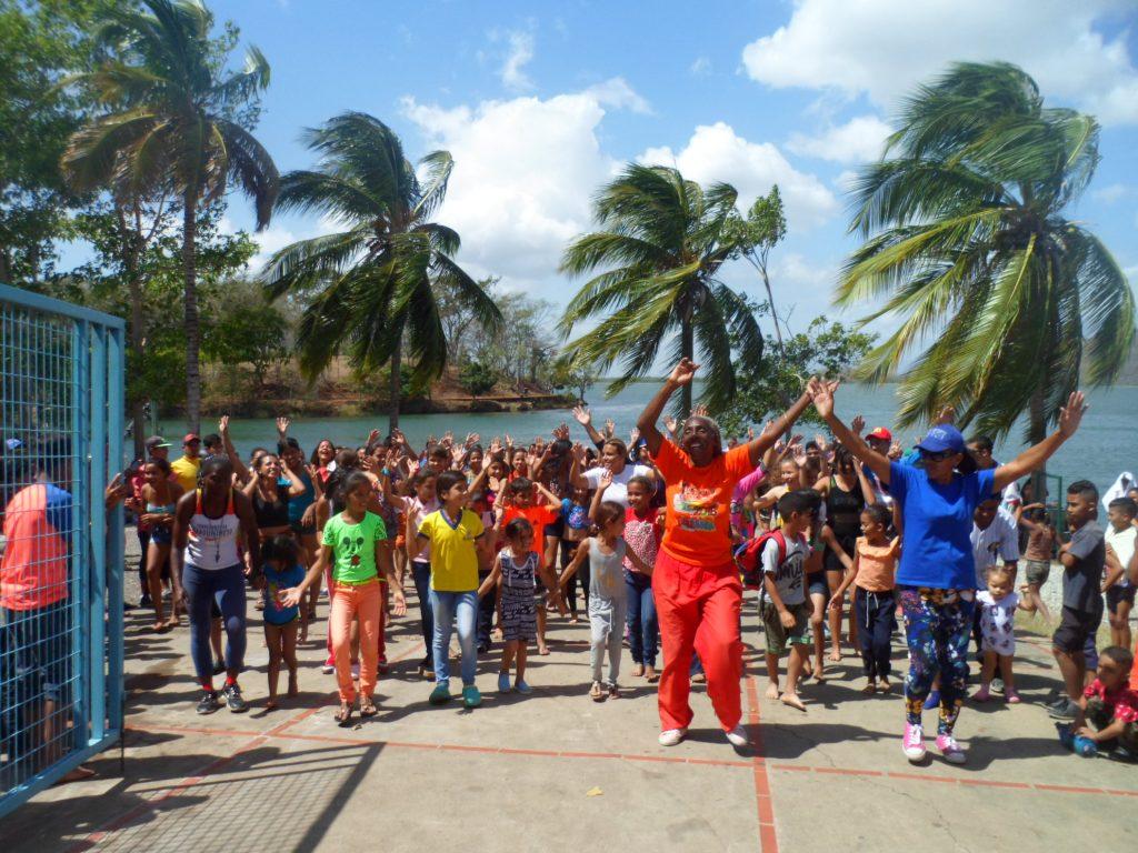 Inparques clausuró Carnavales 2018 con gran concierto en Yaracuy