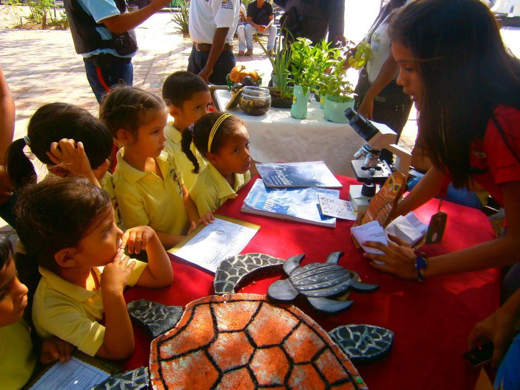 Instituciones ecosocialistas presentaron  exhibición sobre la diversidad biológica del estado Falcón