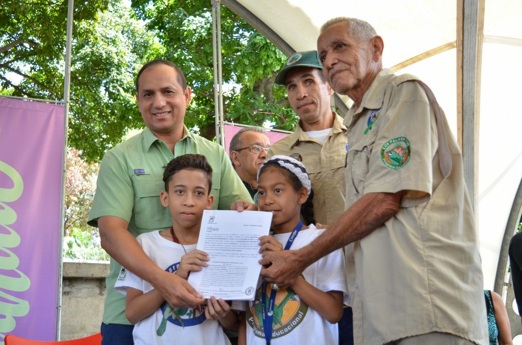 Minea entregó permisos para poda de la palma de Semana Santa