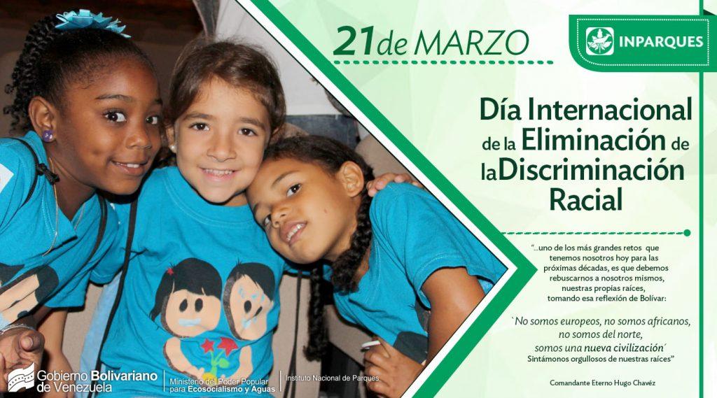 Día Internacional de la Eliminación de la Discriminación Racial: derecho a la igualdad