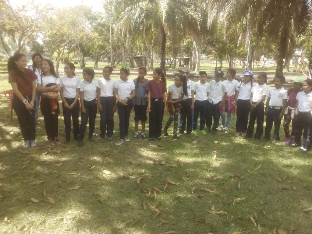 Inparques Monagas dedicó viernes ecosocialista al Día de la Naturaleza