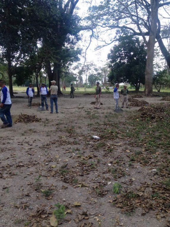 Inparques desarrolló saneamiento integral al Monumento Natural María Lionza
