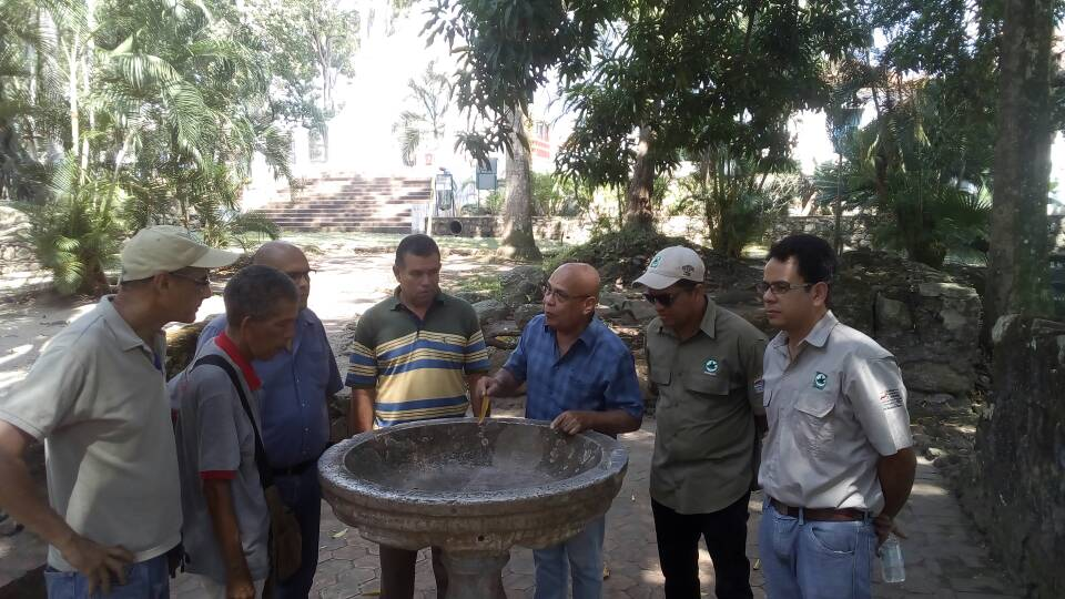 Promueven propuesta sobre plan de uso del Parque San Felipe El Fuerte en Yaracuy