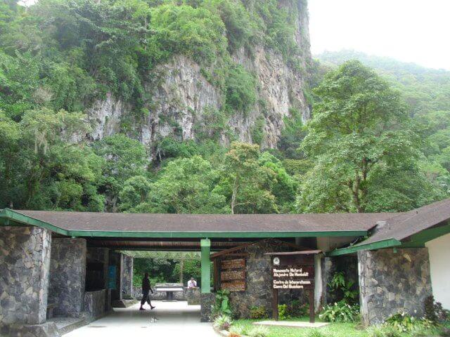 Inparques recupera espacios para visitantes de la Cueva del Guácharo