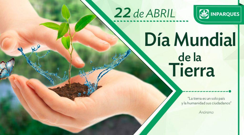Día Mundial de la Tierra sensibiliza a preservar la vida en el planeta