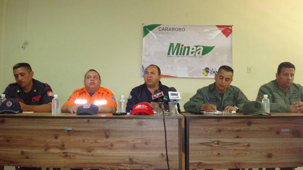 Se redujo afectación por incendios en Parque Nacional San Esteban