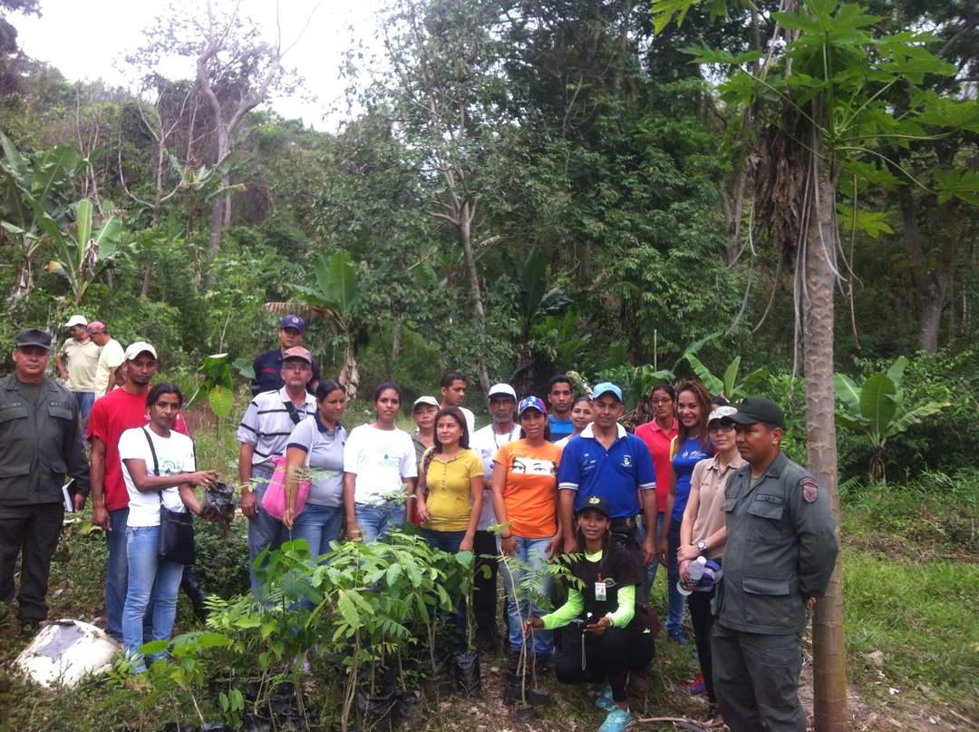Colectivo de Gestión Ambiental promueve jornadas de reforestación en Yaracuy