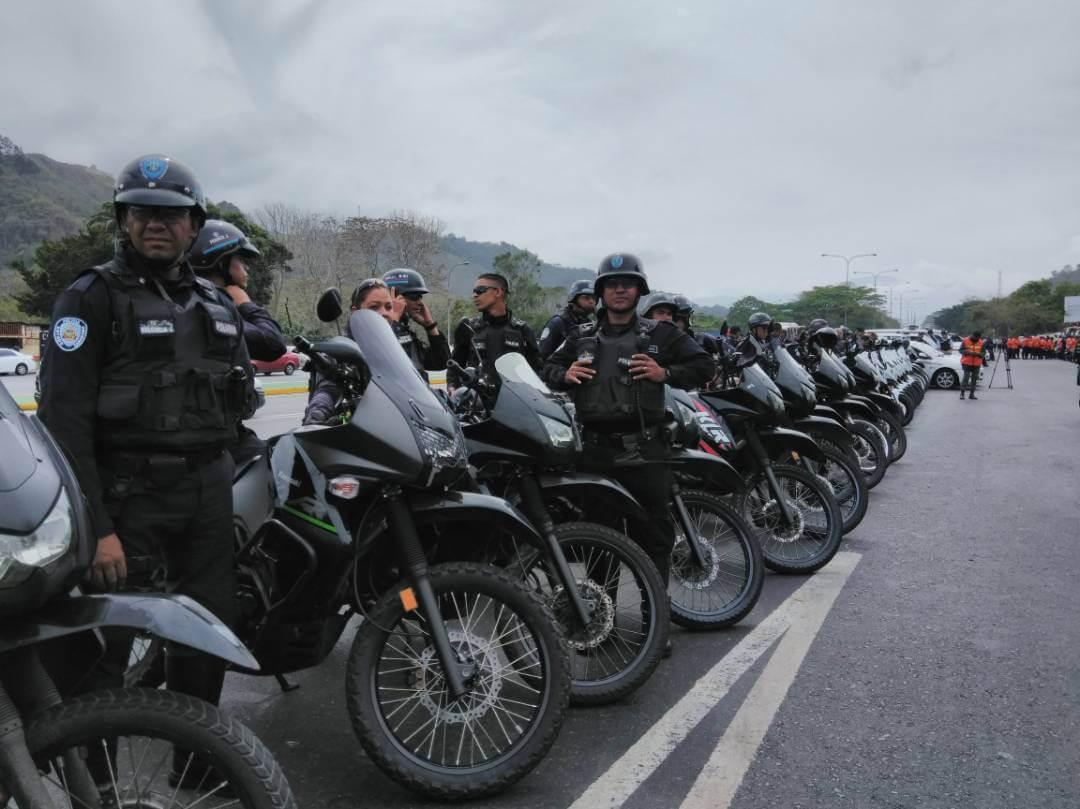 Inparques Carabobo culminó con éxito operativo Semana Santa Segura 2018
