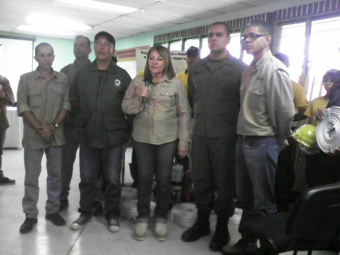 Detenidas 4 personas por cometer delitos ambientales en el Parque Nacional Yacambú