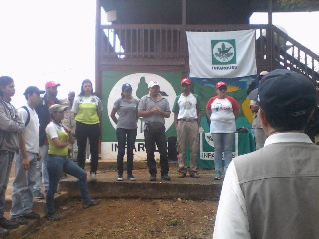 En Lara celebraron 42 aniversario del Parque Nacional Terepaima