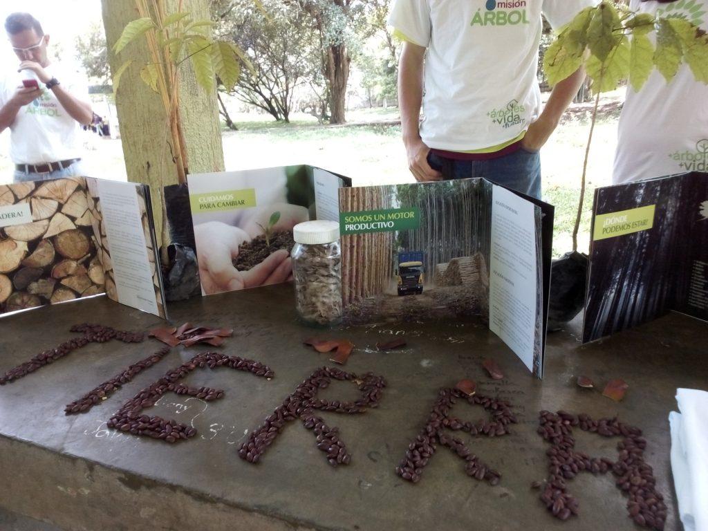 Recorrido formativo por el Parque Metropolitano se efectuó en el Día Mundial de la Tierra en Táchira
