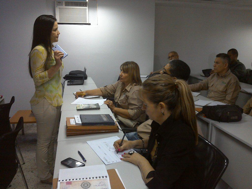 Servidores de Inparques reciben taller sobre investigación penal ambiental en Lara