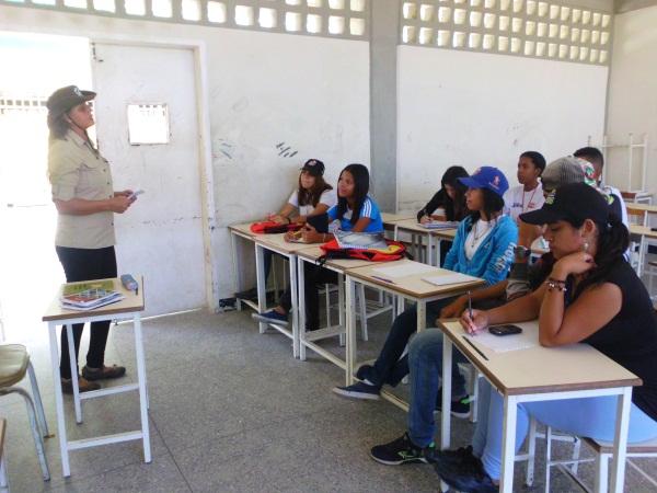 Forman a recreadores para Plan Vacacional Comunitario 2018 en Nueva Esparta