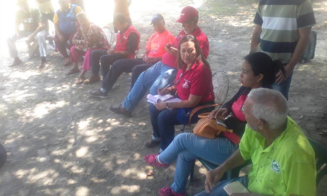 Consolidan acuerdos para la preservación del Monumento Natural Cerro María Lionza