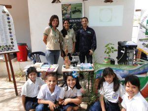 Inparques presentó avances del estudio y conservación del Mochuelo de hoyo en Falcón
