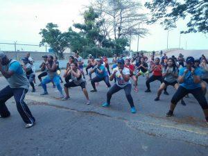 Servidores públicos de Inparques se unieron a la celebración por aniversario del Parque Nacional Morrocoy