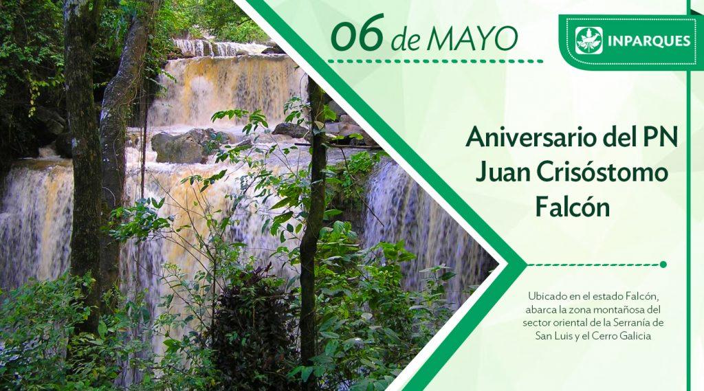 Parque Nacional Juan Crisóstomo Falcón: 31 años siendo la ensenada natural de Venezuela