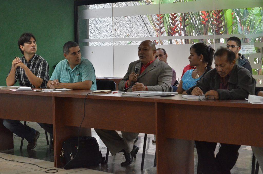 Inparques presentó avances del Plan de Ordenamiento y Reglamento de Uso del Parque Nacional Caura