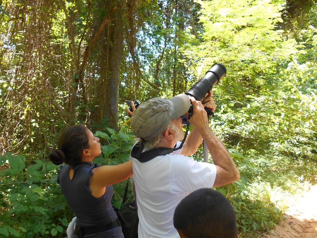 Gran Día Mundial de Conteo y Observación de Aves se celebra en Lara