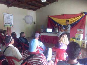 Inparques brindó orientaciones jurídicas y formativas a sus funcionarios en Monagas