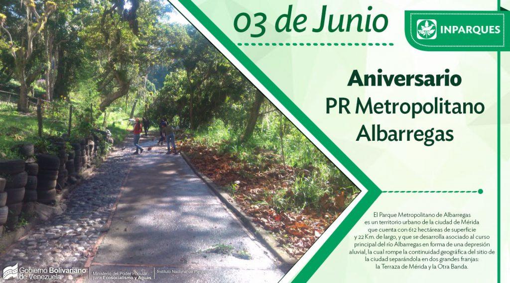 Hoy se cumplen 48 años de resguardo de la diversidad biológica del Parque Recreacional Metropolitano Albarregas