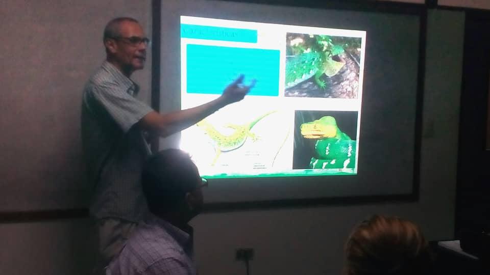 Inparques Yaracuy impulsa formación ambiental en universidades
