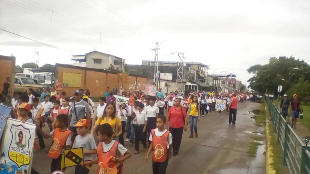 Día Mundial del Ambiente se conmemoró en Apure