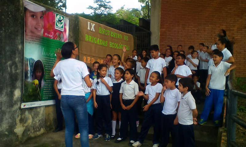 Taller de educación ambiental fue llevado a escuelas de Yaracuy