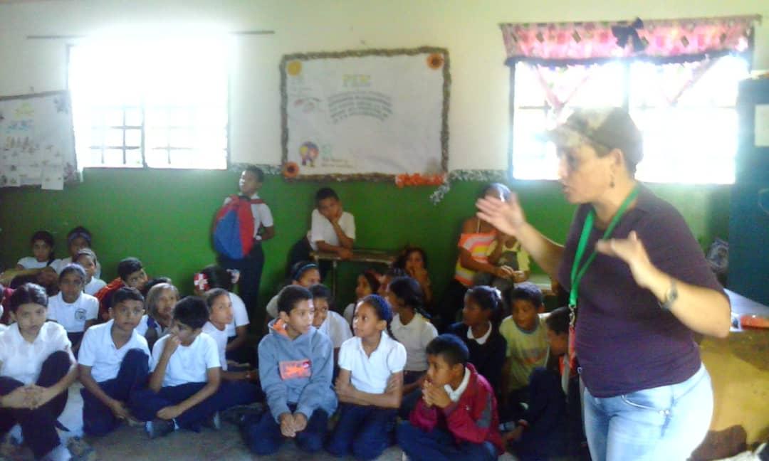 Inparques realizó conversatorio sobre el Día Mundial contra la Desertificación y la Sequía en Monagas
