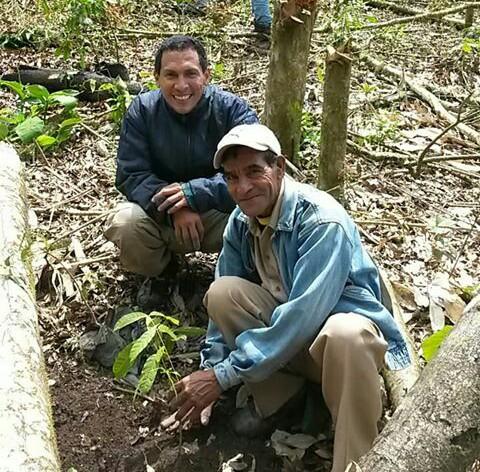 Décimas y plantación de árboles acompañaron aniversario del Parque Nacional Yacambú