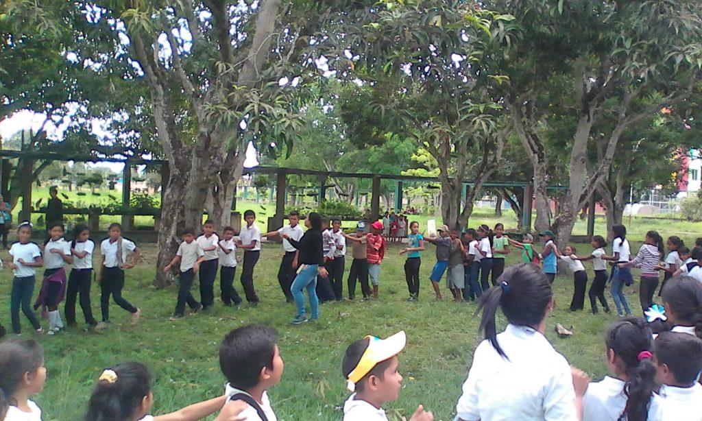 Inparques realizó Viernes Ecosocialista en el Parque de Recreación Andrés Eloy Blanco de Monagas