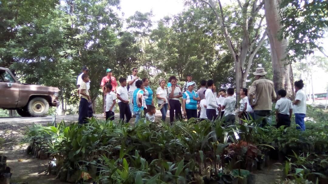 Parque Recreacional Embalse Cumaripa recibió infantes de la Fundación Niño Simón