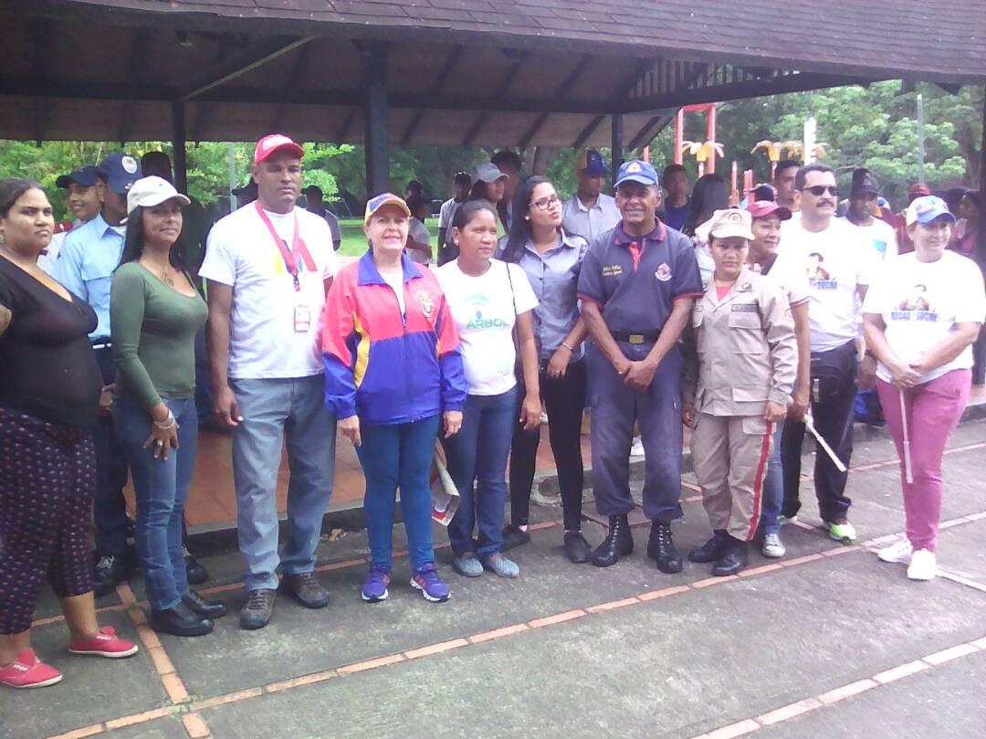 Parque Nacional Delta del Orinoco y Día Mundial del Ambiente fueron conmemorados este 5 de junio