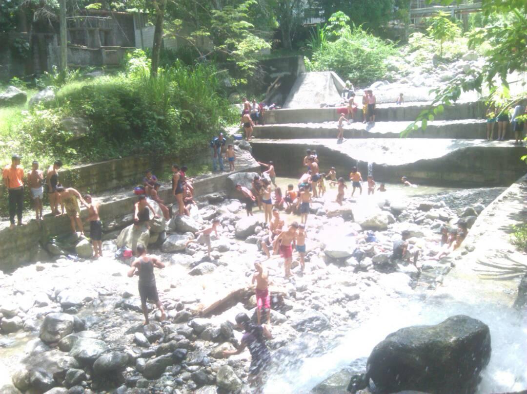 Infantes disfrutaron de espacios recreativos en Yaracuy