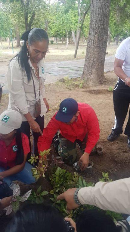 Presidente de Inparques efectuó recorrido por las instalaciones del Parque de Recreación Guaiquerí