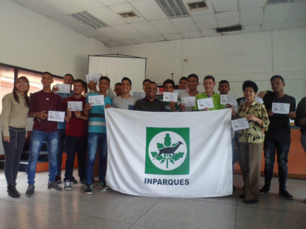 Juramentada Brigada Ambientalista universitaria en Yaracuy