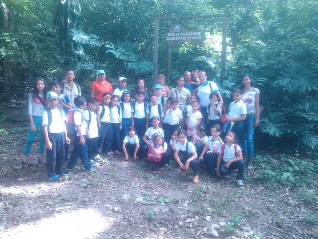 Juramentan Brigada de Pequeños Guardaparques en Yaracuy