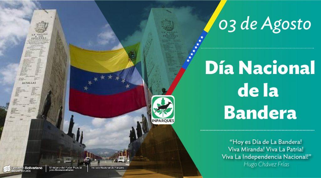 Venezuela conmemora Día Nacional de la Bandera