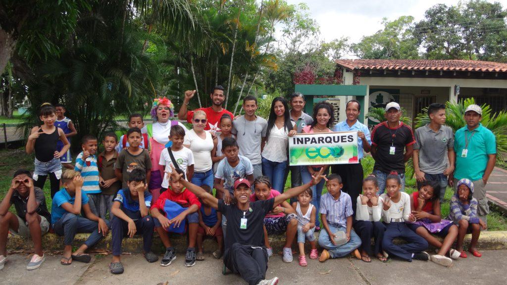 Plan vacacional comunitario 2018 continúa en los Parques Recreacionales del estado Monagas