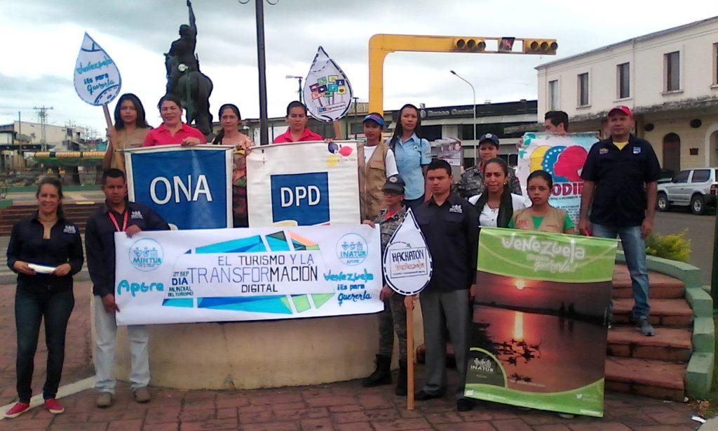 Inparques Apure participó en promoción del  turismo y la transformación digital