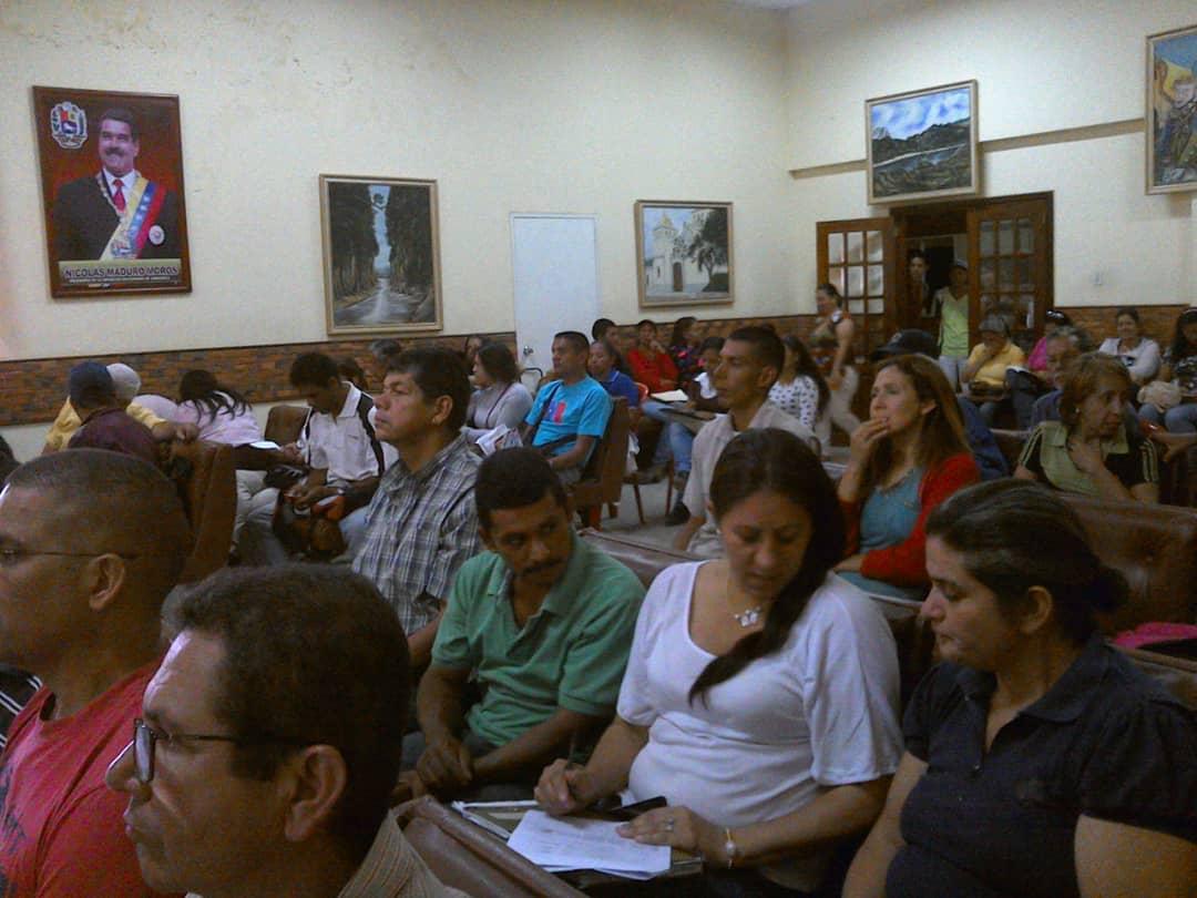 Inparques presentó propuesta para creación de Mesas Ecosocialistas en el estado Lara