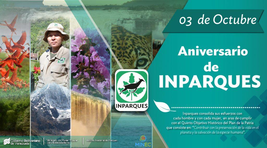 Instituto Nacional de Parques: 45 años protegiendo los recursos naturales de la nación