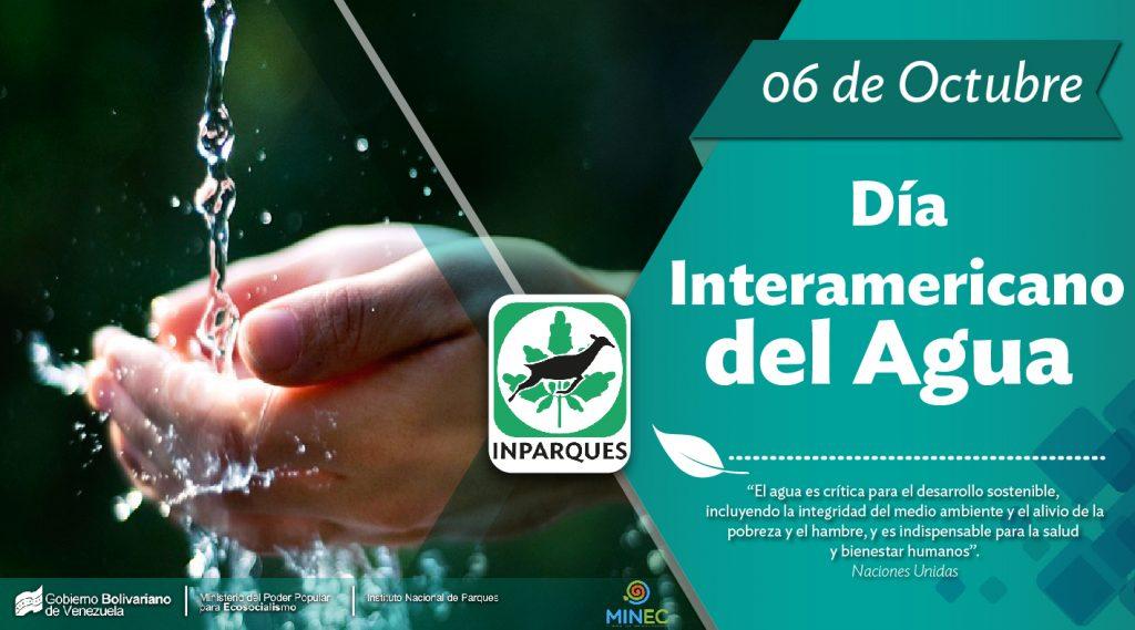 El Día Interamericano del Agua promueve la protección del vital líquido