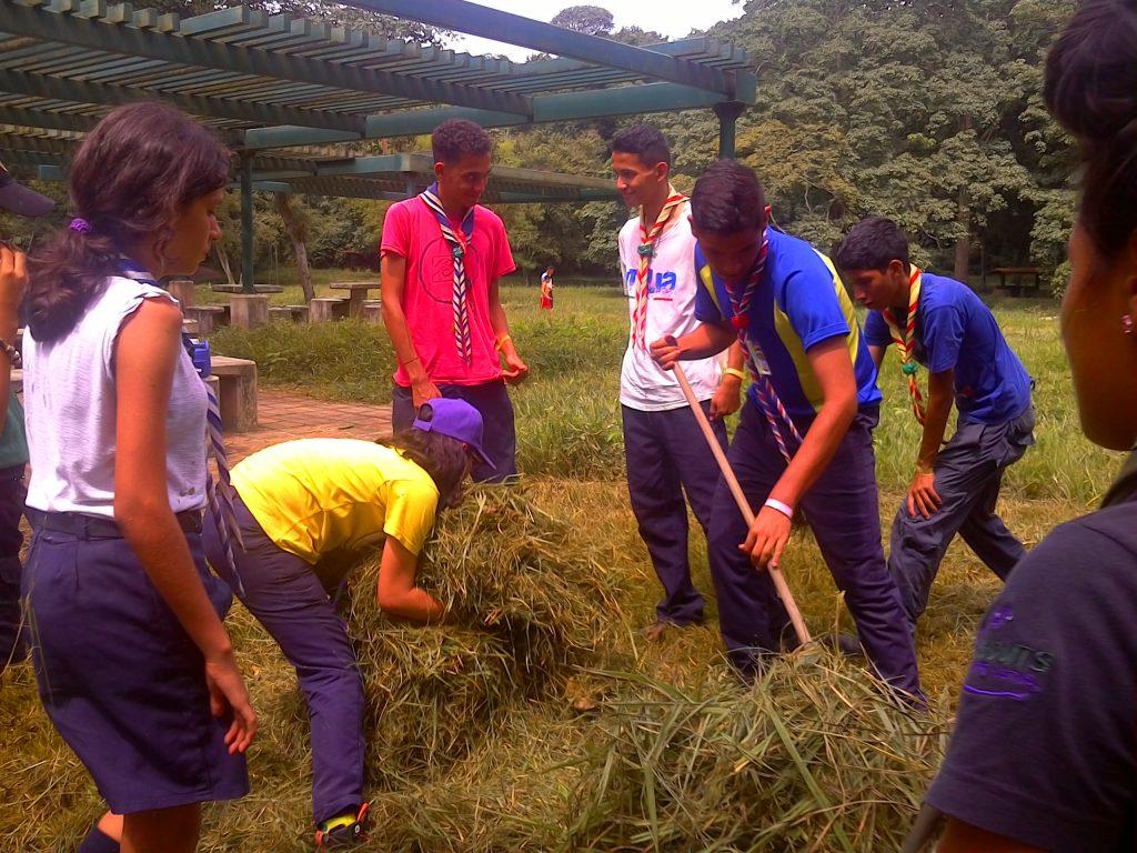 Jornada de saneamiento se realizó en el Parque de Recreación «Las Mayitas»