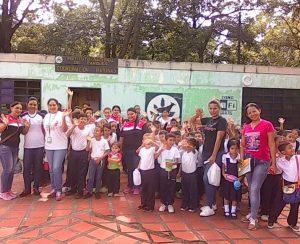 Inparques Barinas cierra Jornadas de Socialización Ambiental