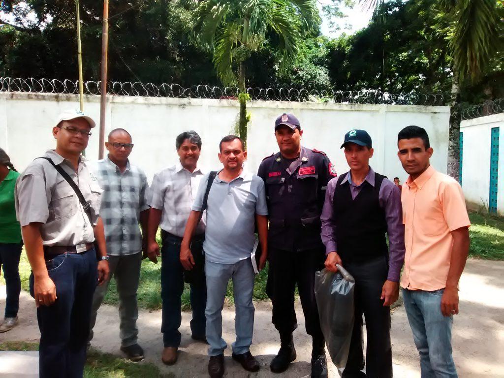 Circuito Judicial Penal e Inparques unen esfuerzos para defender el Ambiente en Yaracuy