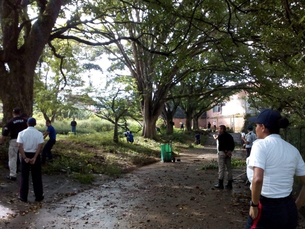 Recuperan espacios del Parque Metropolitano de San Cristóbal